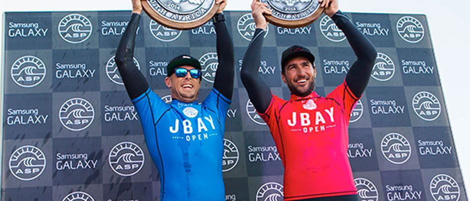 Fanning Takes Out The J-Bay Open