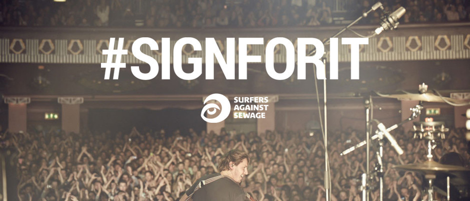 #SIGNFORIT with SAS and Ben Howard