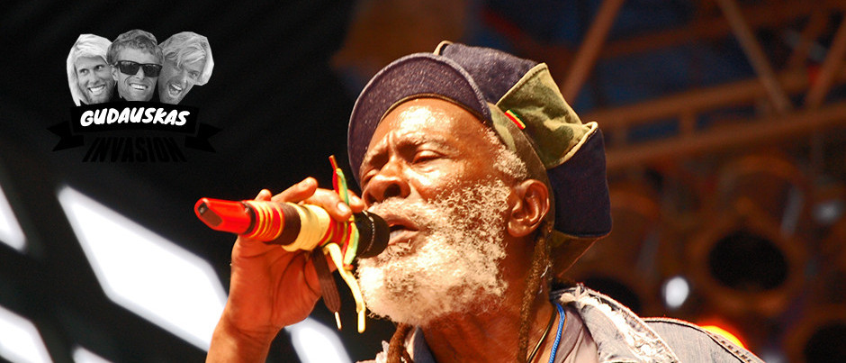 Soundtrack to the North Shore: Burning Spear