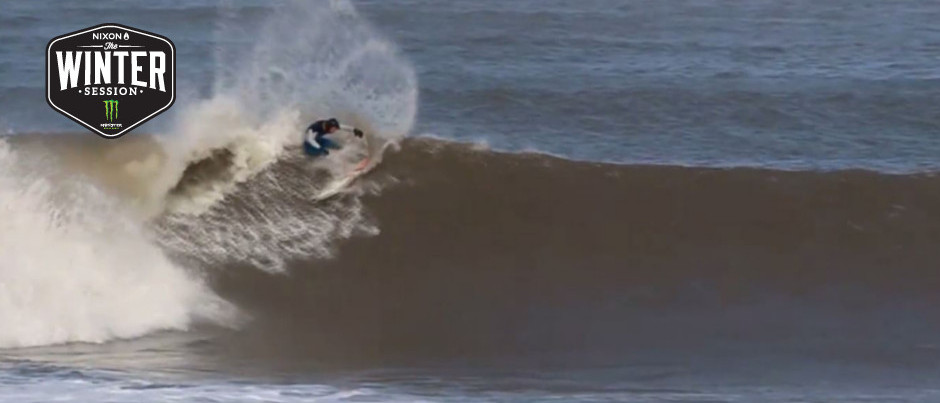 Jobe Harriss : UK : The Winter Session