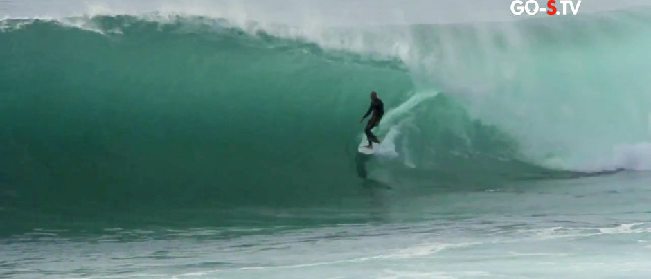 Kelly Slater's Mind Blowing Cave Session