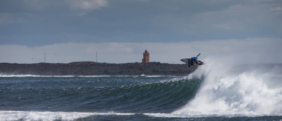 Nixon Surf Challenge heads to Iceland