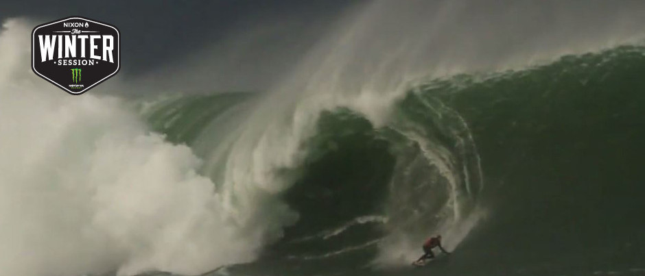 Peter Conroy : Mullaghmore : The Winter Session