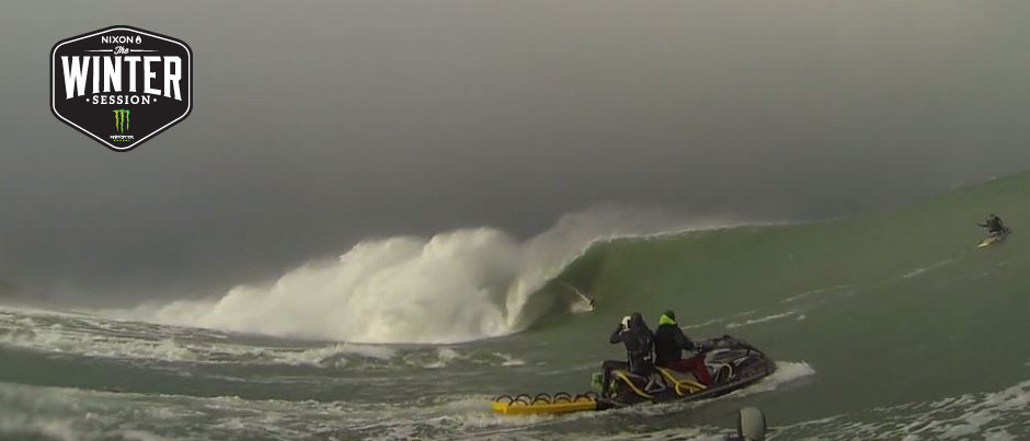 Tom Butler : Mullaghmore : The Winter Session