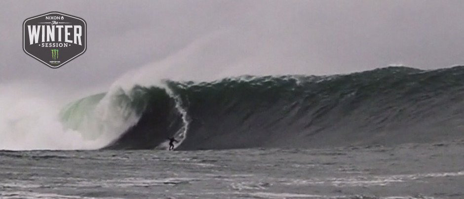 Conor Maguire : Mullaghmore : The Winter Session