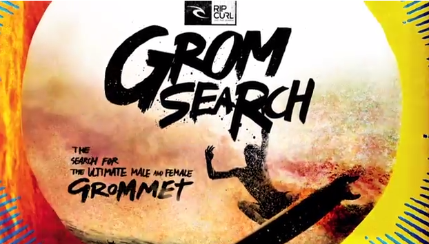 Rip Curl Grom Search 2013