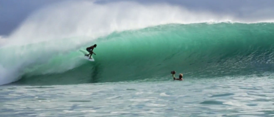 Satisfaction in the Mentawais
