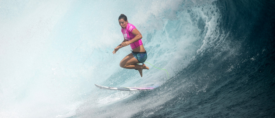 A Hit and Miss Start to the Fiji Pro