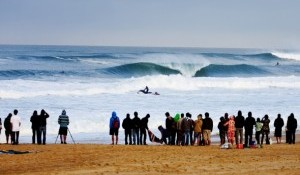 Heaving Hossegor