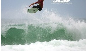 Kerr, Nicol and Pires Dominate Proceedings en route to the Showdown in Lacanau
