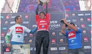 Collazo Wins Quik Pro Portugal