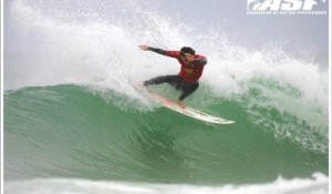Nathaniel Curran Wins ASP WQS 6-Star Sooruz Lacanau Pro in France