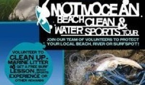 SAS'S OLYMPIC BEACH CLEAN TOUR!