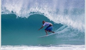 Slater Claims Third Quiksilver Pro