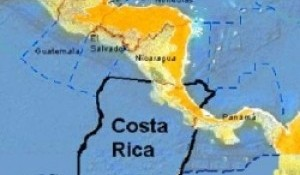 Secondary Tsunami Wave Damages Costa Rica