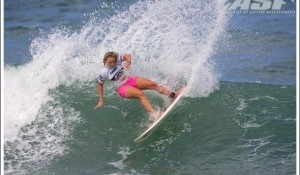 Rip Curl Pro Mademoiselle Champion to be Crowned Today