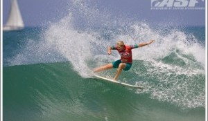 Gilmore Wins 2008 Rip Curl Pro Mademoiselle, Takes ASP Women's Ratings Lead