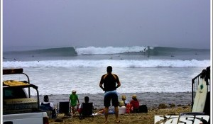 Boost Mobile Pro pres. by Hurley Off Today, Swell Forecast Looks Great