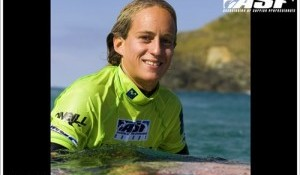 Justine Dupont Crowned 2008 ASP European Women's Champion at Pantin