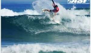 Rip Curl Pro Zarautz Kicks Off in Excellent Conditions, Top Seeds to Surf Tomorrow