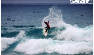 Storm and Big Scores on Day 3 of Rip Curl Pro Zarautz
