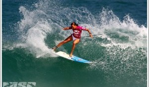 Beachley and Lima Take Command on Day 2 Billabong Girls Pro Rio