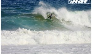 Power Surfers Set the Pace in Testing Six foot Conditions at Zarautz