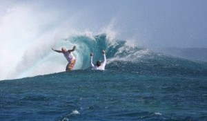 Samoan Surf Report for week 36 from Sa'Moana Resort