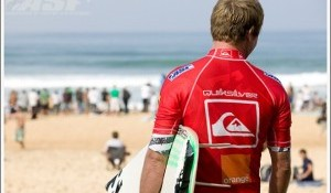 8:30am Start at Les Bourdaines for Round 3 of the Quiksilver Pro France