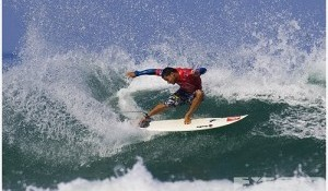 Michel Bourez Shines and Places equal 5th in Quiksilver Pro France
