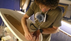 Cornish Shapers Show Off Their Green Fingers To Create Surfboard Art For Sas