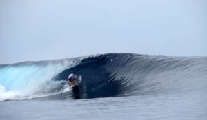 Samoan Surf Report for week 38 2008  from Sa'Moana Resort