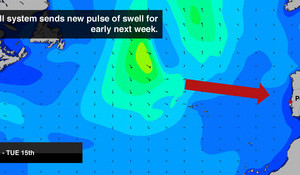 Rip Curl Portugal Official Forecast
