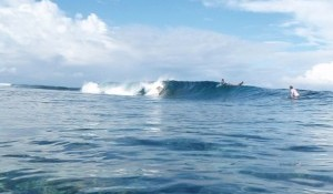 Samoan Surf Report for week 39 2008  from Sa'Moana Resort