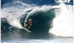 Ross Leads Aussie Charge to Semifinals of Ocean & Earth Pro, Gonzalez Resists
