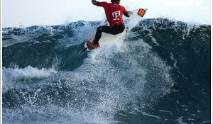 Santa Surf Pro Round 1 Completed, Top Seeds To Start Tomorrow