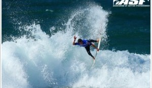 Major Upsets and Big Scores in Estoril Coast Pro, Benson Shines and Leads Charge