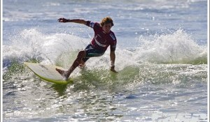 Top Seeds Shine on Day 1 of Oxbow World Longboard Tour