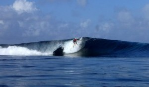 Samoan Surf Report for week 44  2008  from Sa'Moana Resort