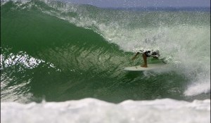 Day 1 of PXM International Vans Pro Starts in Epic Puerto Escondido Conditions