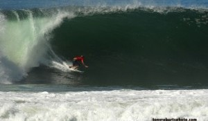 Local Puerto Escondido Surfer Angelo Lozano Wins PXM International Vans Pro