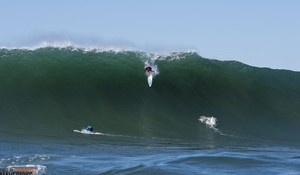 Twig Baker is Mavericks Invitational Champion