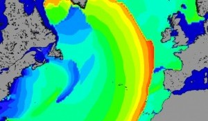 North Atlantic Swell Period Alert