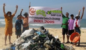 Environmental Beach Clean Up 2008-09
