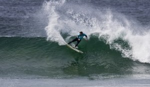 J-Bay in the water now