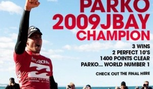Joel's J-Bay Champion