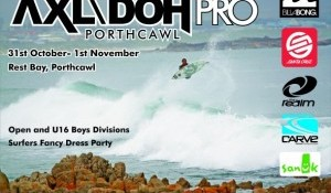 AXL - DOH Pro Porthcawl 31st October - 1st November