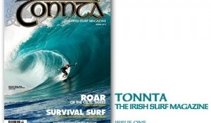 New Irish Surfing Magazine Tonnta Launches