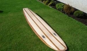 Hollow Wooden Surfboards - Custom Design