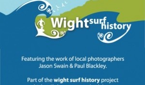 Wight Surf History. Exhibition of Surf Photography
